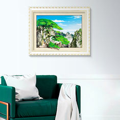 Scenery Design 3D Lenticular Printing Service 3D Pictures